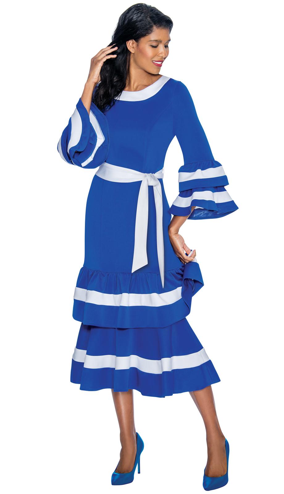 Dresses By Nubiano 3131-RW