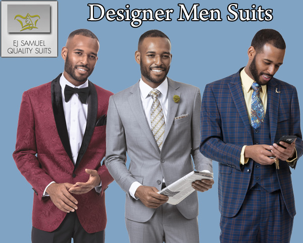 Suits And Blazers By EJ Samuel
