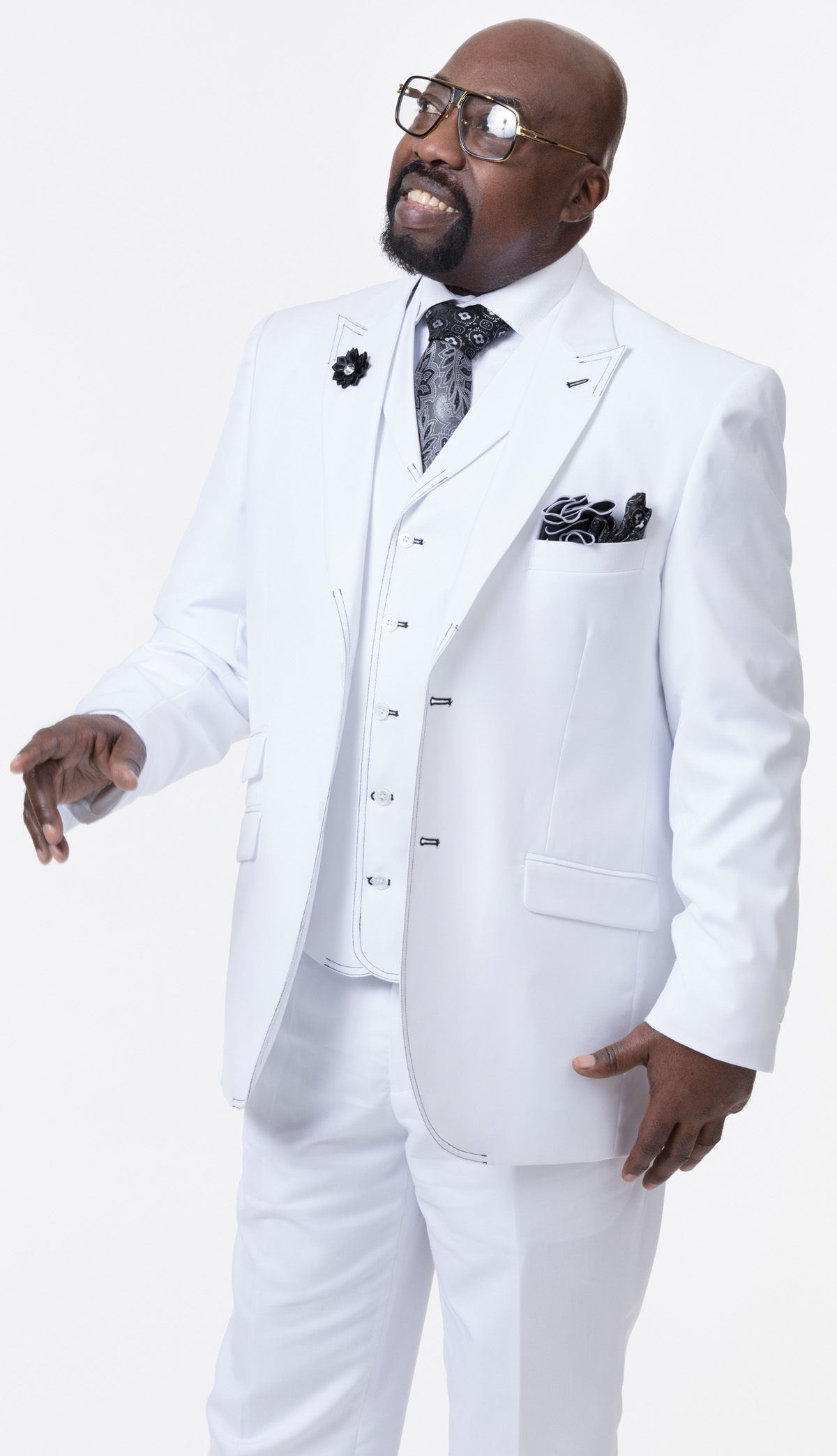 Mens Suit By EJ Samuel M2688
