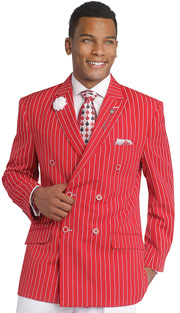 Mens Suits By EJ Samuel  M2707-RE