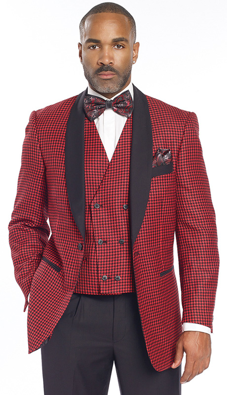 Mens Suits By EJ Samuel M2699-RE