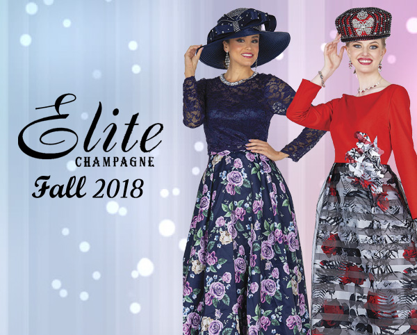 Elite Champagne Ladies Suits Fall Catalog