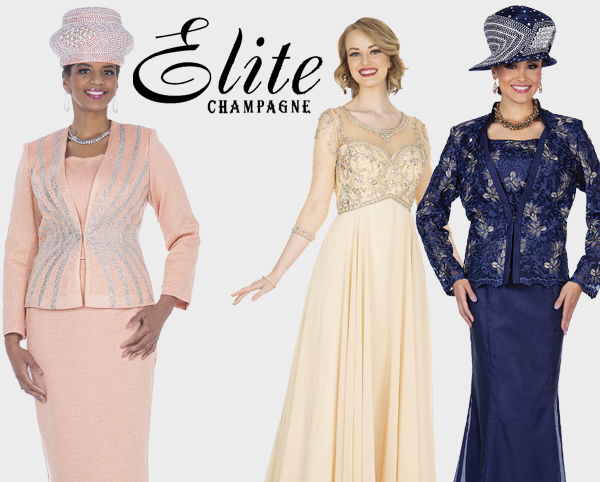 Elite Champagne Spring and Summer 2019
