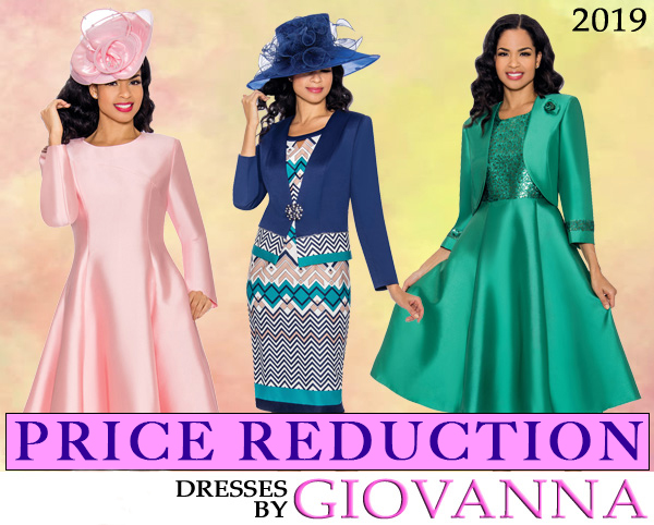 Giovanna Dresses Spring and Summer 2019