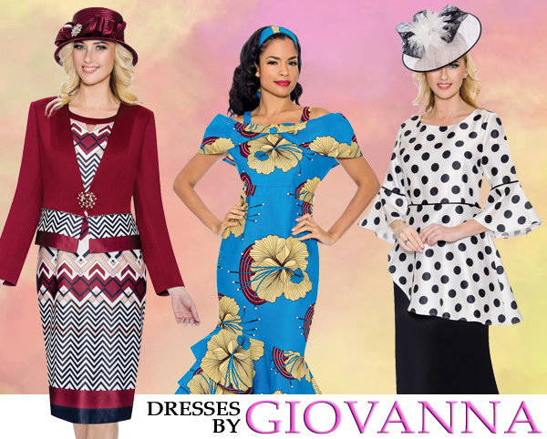 Giovanna Fall Dress Collection