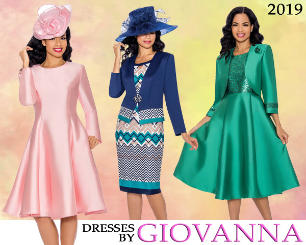 All Giovanna Spring And Summer Womens Church Dresses 2018