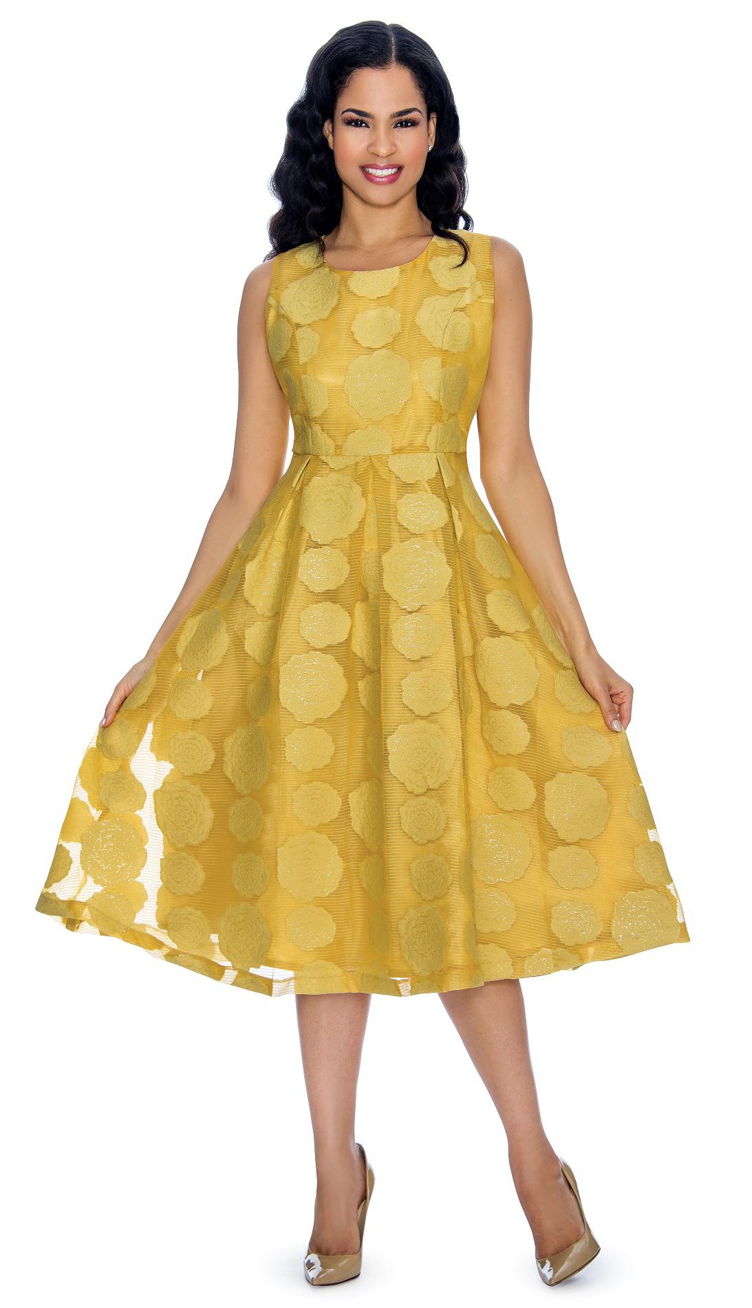 Giovanna Dress D1345-GO