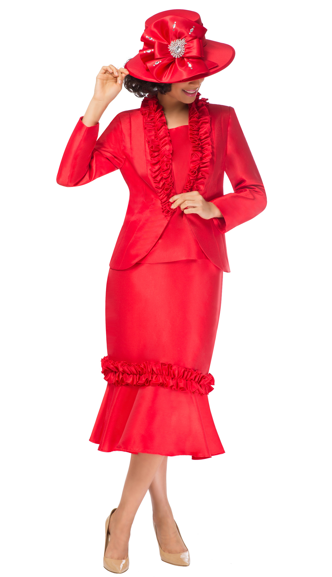 Giovanna G1108-RED