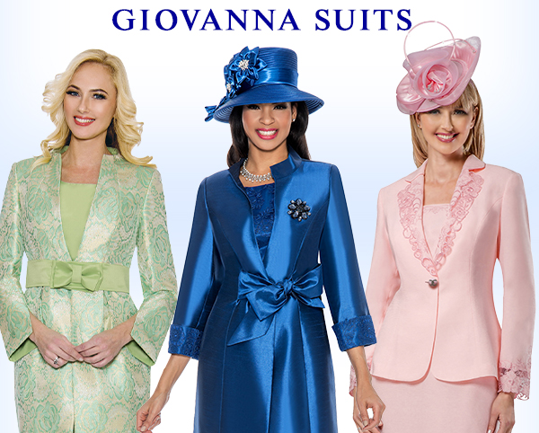 Giovanna Suits and Dresses Fall 2019