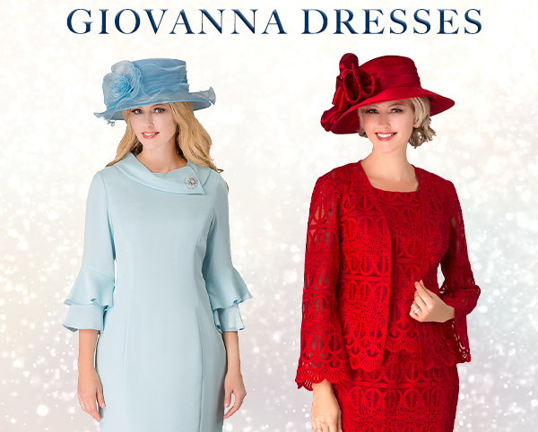 Giovanna Dresses Fall 2019