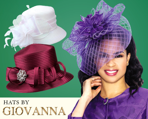 Giovanna Hats