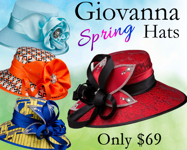 Giovanna Hats Fall And Holiday 2017