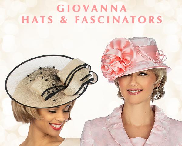 Giovanna Hats