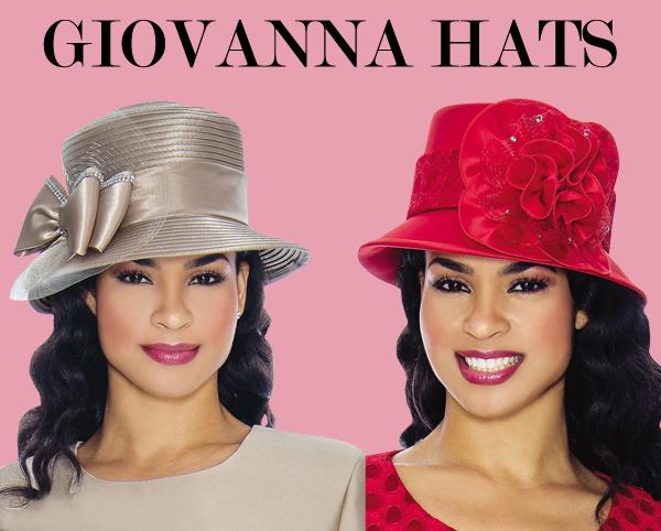 Giovanna Classic Hats