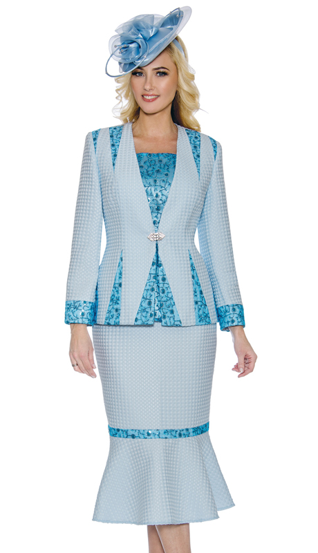 Giovanna Suit 0912-BL