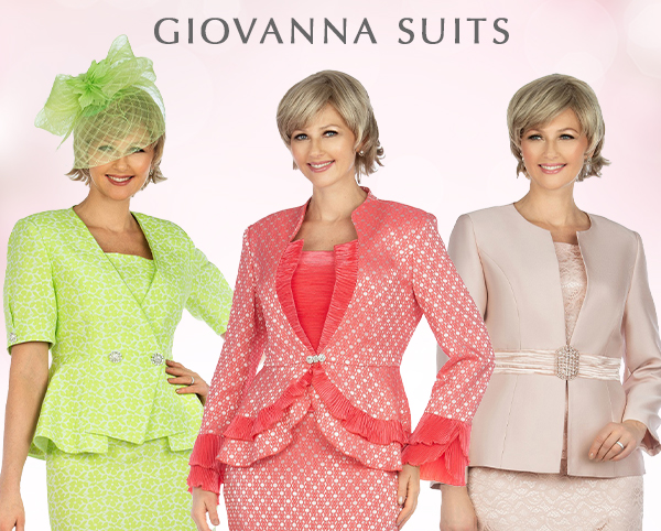 Giovanna Suits Spring 2020