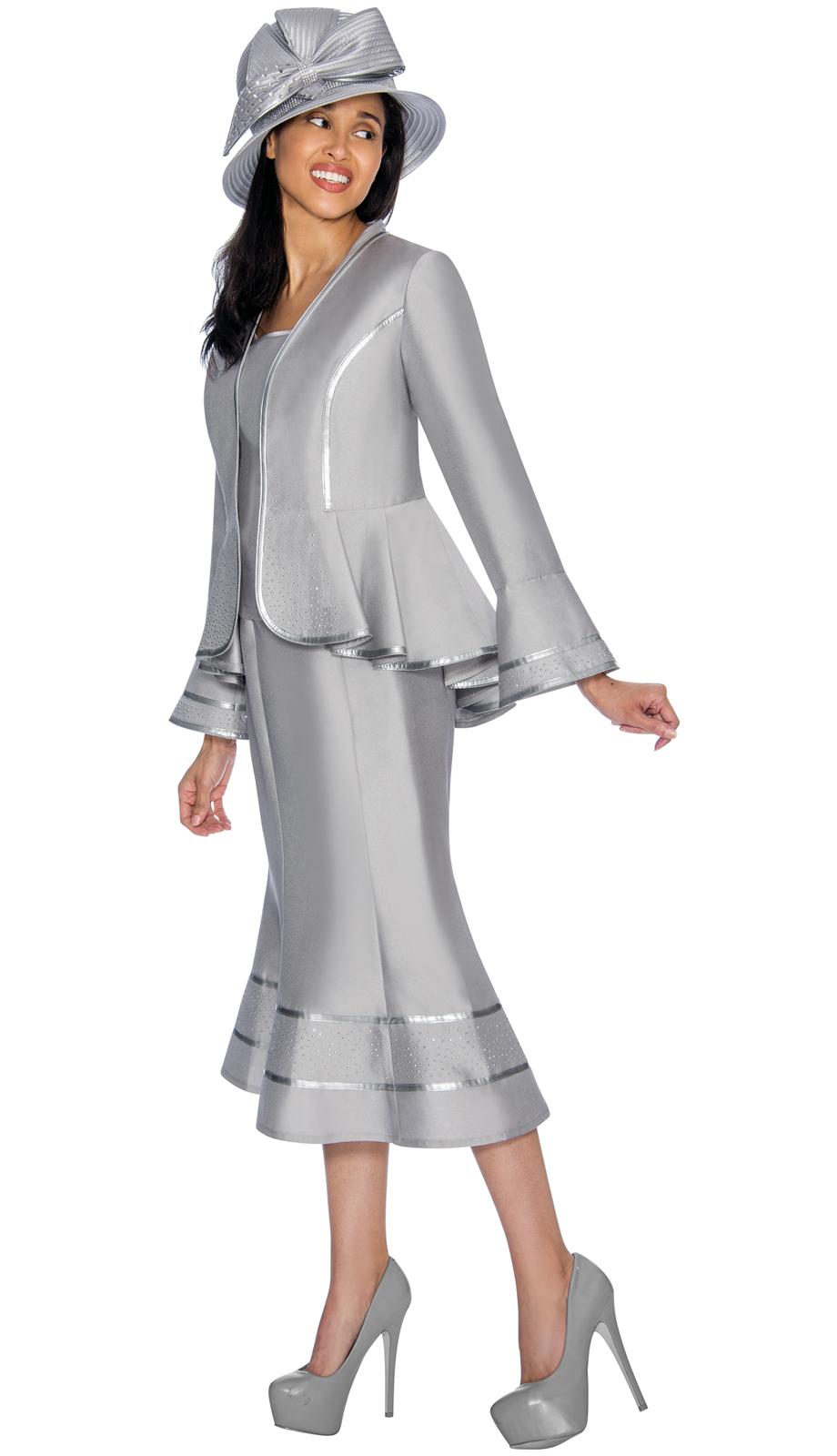 GMI Suit 7023-SIL