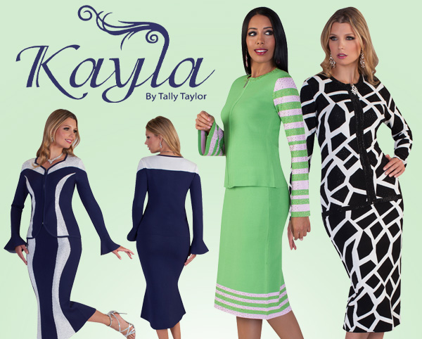 Kayla Knits By Tally Taylor Fall Catalog