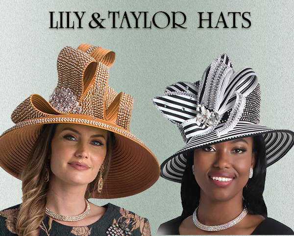 Lily and Taylor Hats