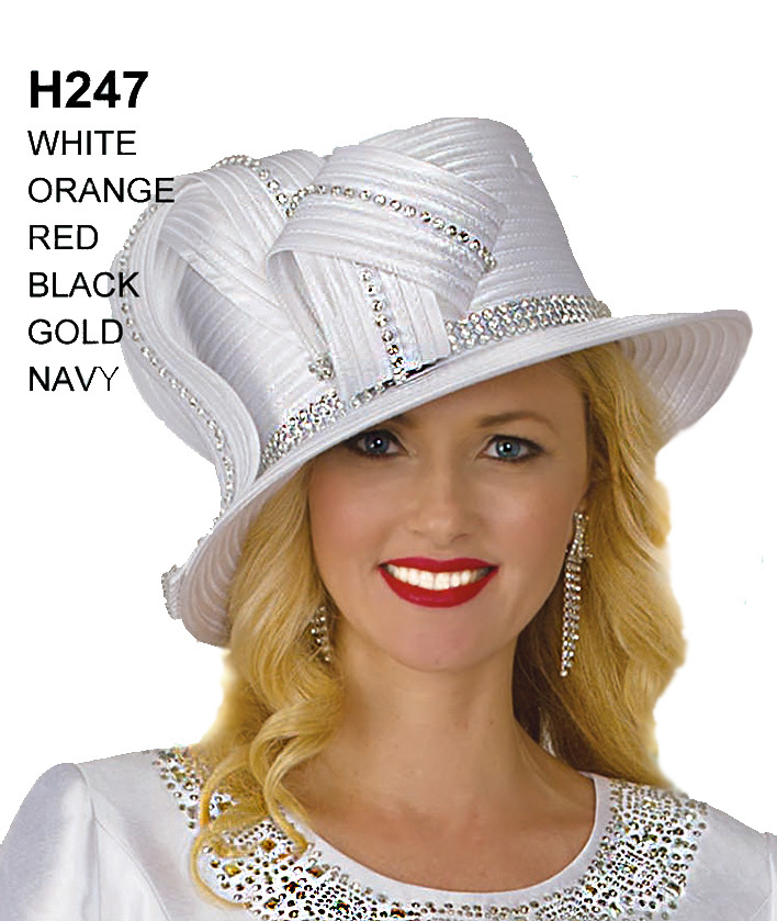 Lily and Taylor Hat H247