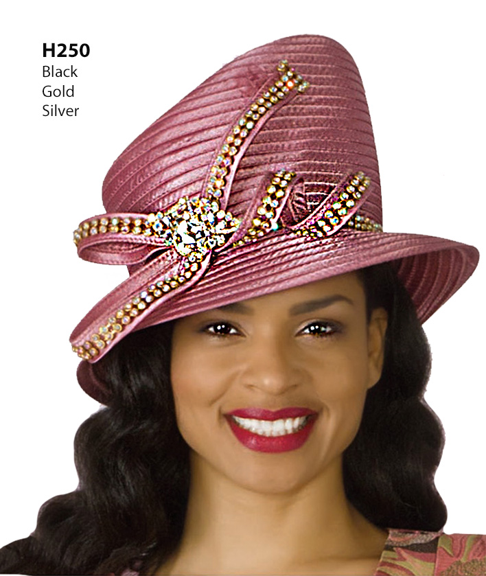 Lily and Taylor Hat H250