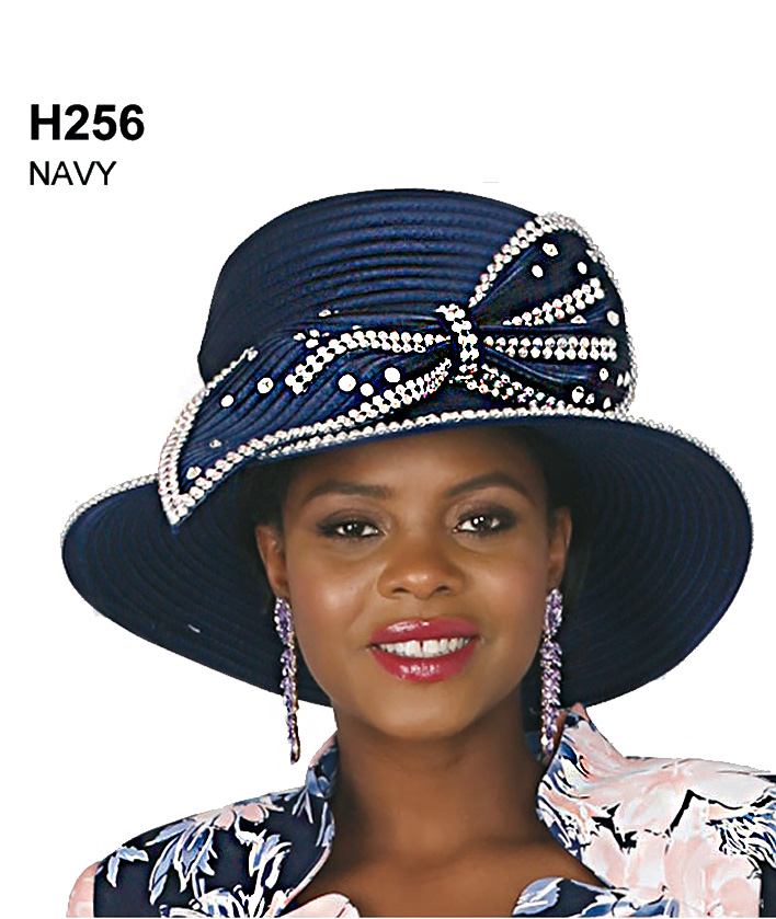 Lily and Taylor Hat H256