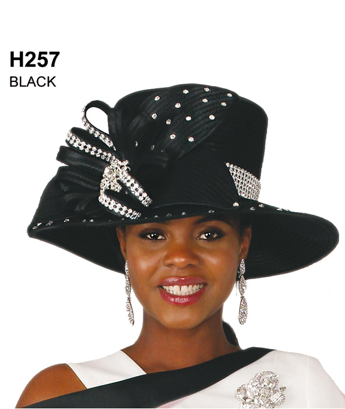 Lily and Taylor Hat H257