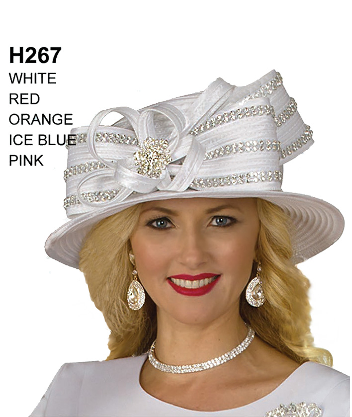 Lily and Taylor Hat H267