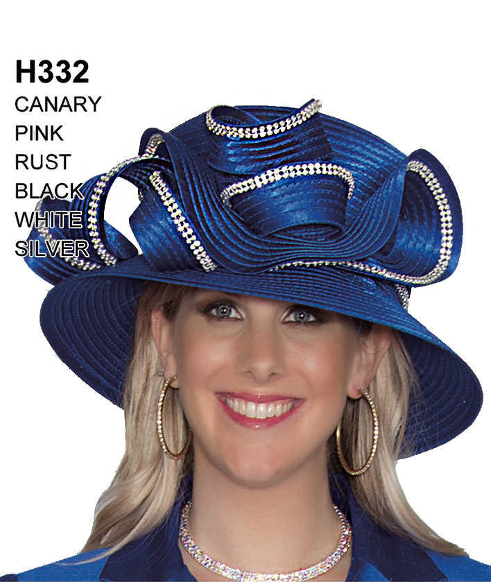 Lily and Taylor Hat H332