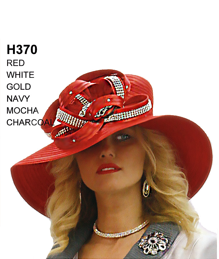 Lily and Taylor Hat H370