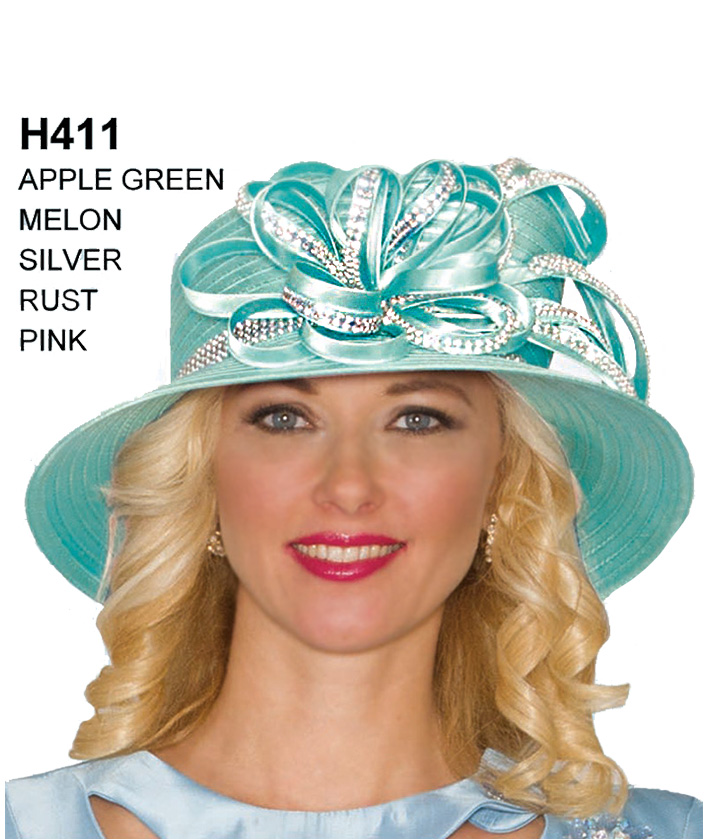 Lily and Taylor Hat H411