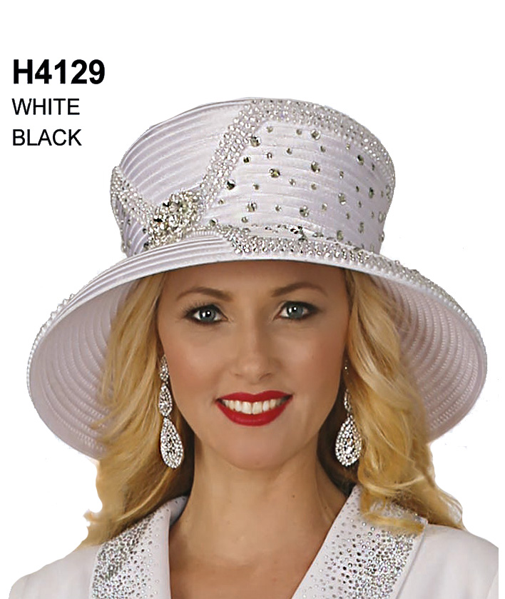 Lily and Taylor Hat H4129