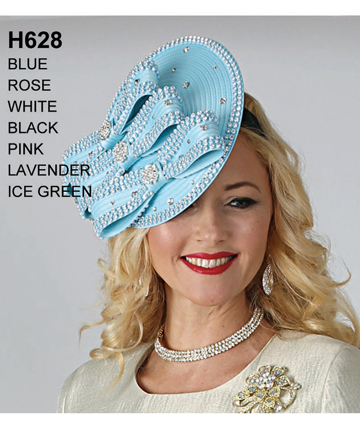 Lily and Taylor Hat H628