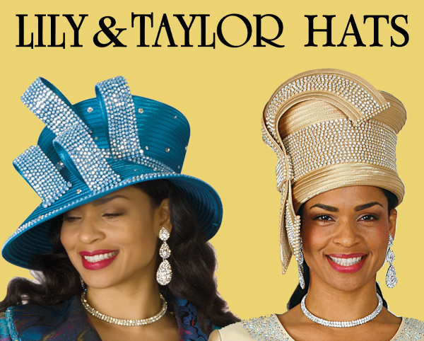Lily and Taylor HATS Spring and Summer 2019