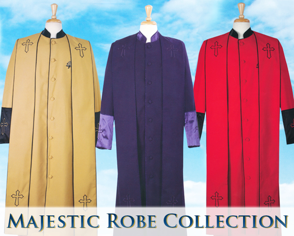 Majestic Robe Collection