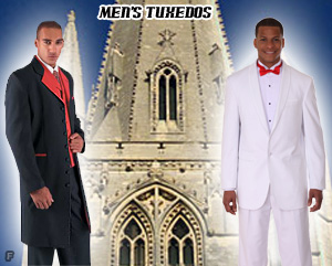 Mens Church Tuxedos
