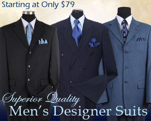 Superior Quality Designer Mens Church Suits New York