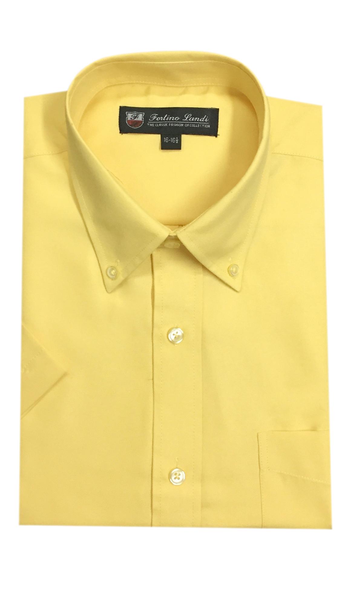 Short Sleeve Shirt SG02BS-YE