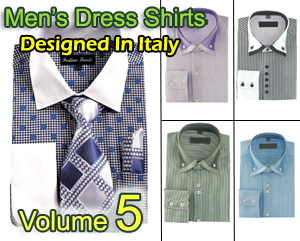 Mens Dress Shirts Volume 5