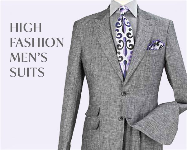 High Fashion Mens Suits