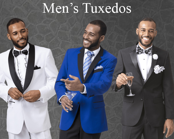 Mens Tuxedos Spring and Summer 2019