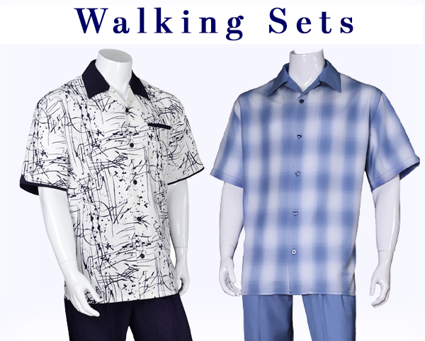 Mens Walking Sets