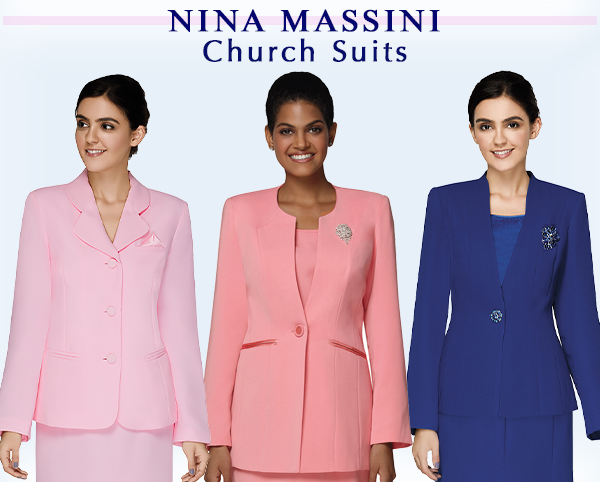 Nina Massini Church Suits