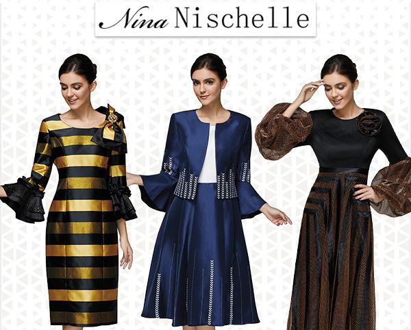 Nina Nischelle Fall 2019