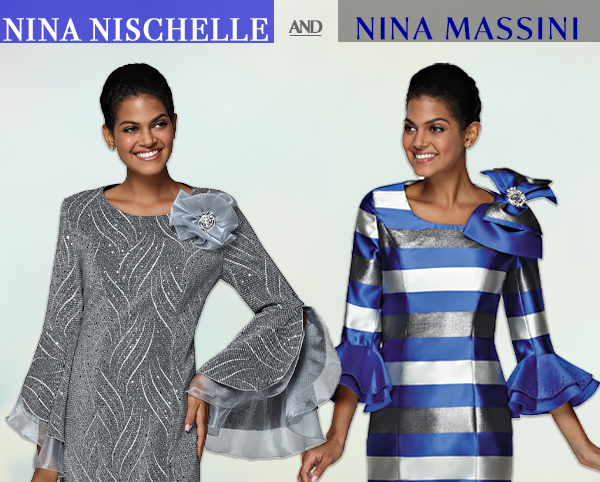 Nina Massini and Nina Nischelle
