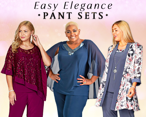 Elegant Pant Sets