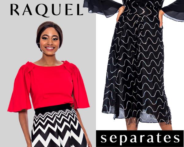 Raquel Separates