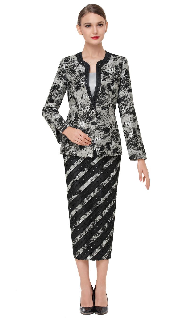 Serafina Suit 3829-BS
