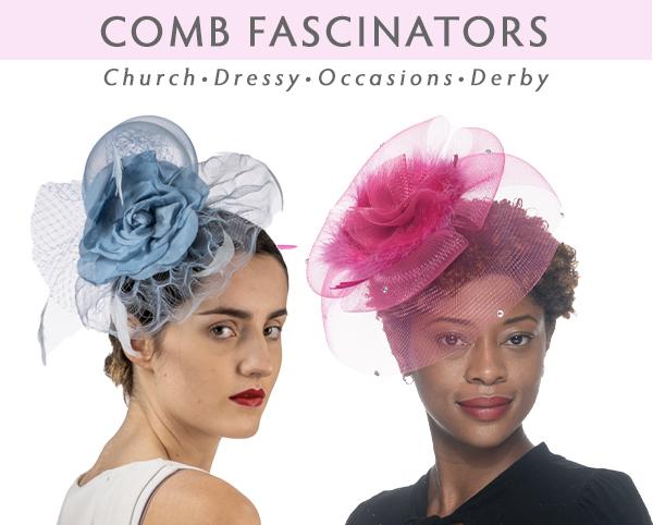Comb Fascinators
