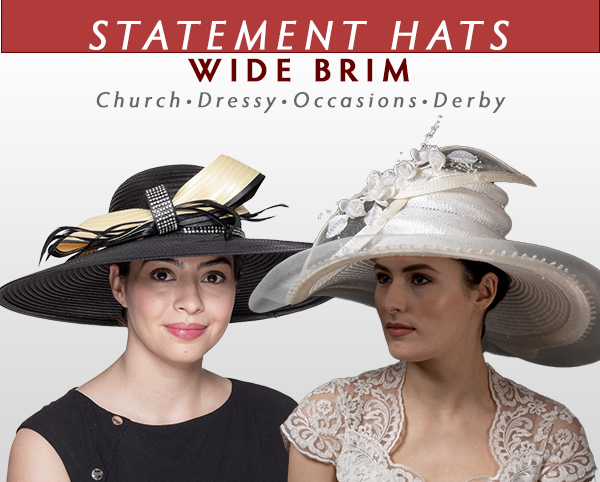 Statement Hat Collection